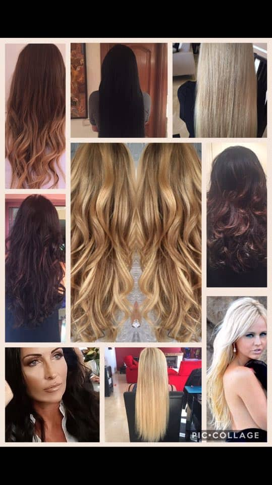 Hair Extensions West Malling Kent For A Proffesional Service